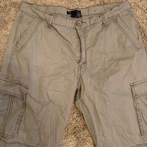 Men's Inc (Macys) cargo shorts, size 34